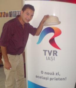 Ionut Stan, presedintele GipsyEye la TVR IASi