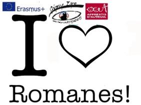 lOGO i LOVE romanes